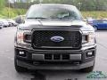 Ford F150 XL SuperCab 4x4 Agate Black photo #8