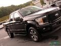 Ford F150 XL SuperCab 4x4 Agate Black photo #27