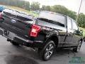 Ford F150 XL SuperCab 4x4 Agate Black photo #28