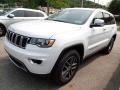 Jeep Grand Cherokee Limited 4x4 Bright White photo #1