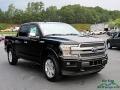 Ford F150 Platinum SuperCrew 4x4 Agate Black photo #7