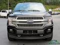 Ford F150 Platinum SuperCrew 4x4 Agate Black photo #8