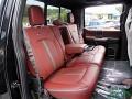 Ford F150 Platinum SuperCrew 4x4 Agate Black photo #12