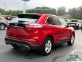 Ford Edge SEL AWD Rapid Red Metallic photo #5