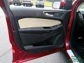 Ford Edge SEL AWD Rapid Red Metallic photo #10