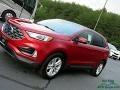 Ford Edge SEL AWD Rapid Red Metallic photo #27