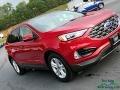 Ford Edge SEL AWD Rapid Red Metallic photo #28