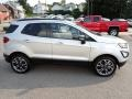 Ford EcoSport SES 4WD Moondust Silver Metallic photo #7