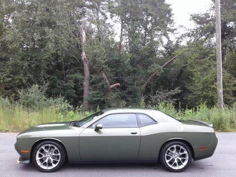 F8 Green 2020 Dodge Challenger GT