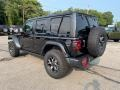 Jeep Wrangler Unlimited Rubicon 4x4 Black photo #9
