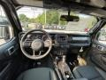 Jeep Wrangler Unlimited Sport 4x4 Sarge Green photo #4