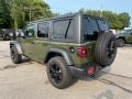 Jeep Wrangler Unlimited Sport 4x4 Sarge Green photo #8