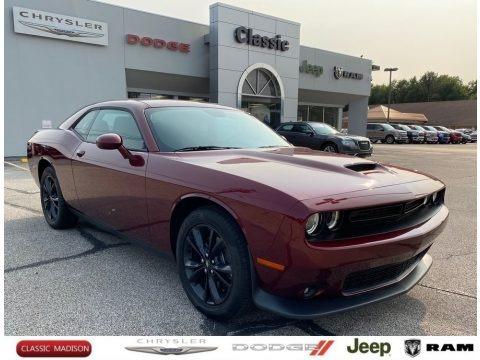 Octane Red 2020 Dodge Challenger GT AWD