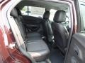 Chevrolet Trax LT AWD Black Cherry Metallic photo #33