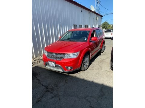 Redline 2 Coat Pearl 2019 Dodge Journey SE