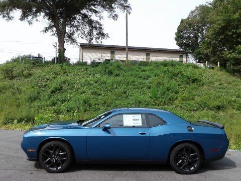 Frostbite 2020 Dodge Challenger SXT