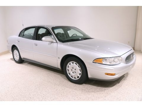 Sterling Silver Metallic 2001 Buick LeSabre Limited