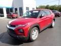 Chevrolet Trailblazer LS Scarlet Red Metallic photo #1