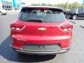 Chevrolet Trailblazer LS Scarlet Red Metallic photo #6