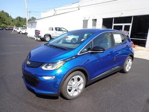 Kinetic Blue Metallic 2020 Chevrolet Bolt EV LT