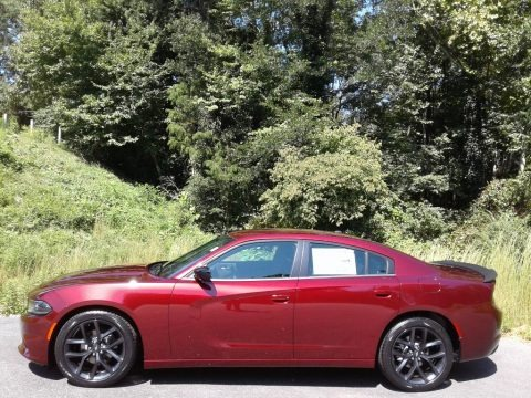 Octane Red 2020 Dodge Charger SXT