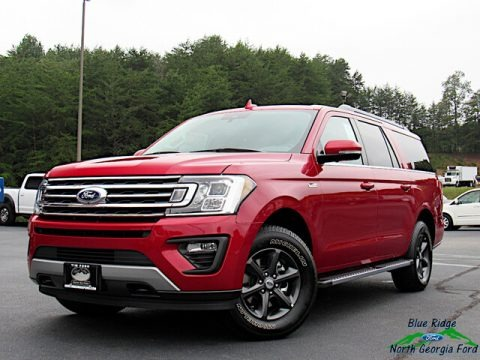 Rapid Red 2020 Ford Expedition XLT Max 4x4