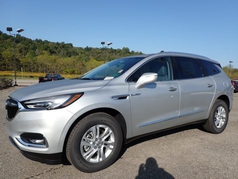 Quicksilver Metallic 2020 Buick Enclave Essence AWD