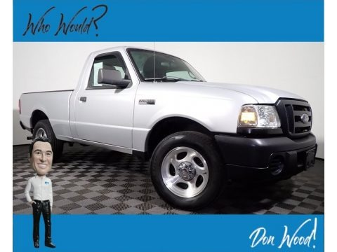 Silver Metallic 2011 Ford Ranger XL Regular Cab