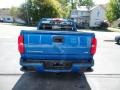 Chevrolet Colorado Z71 Crew Cab 4x4 Bright Blue Metallic photo #7