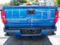 Chevrolet Colorado Z71 Crew Cab 4x4 Bright Blue Metallic photo #16