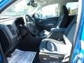 Chevrolet Colorado Z71 Crew Cab 4x4 Bright Blue Metallic photo #21