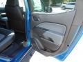 Chevrolet Colorado Z71 Crew Cab 4x4 Bright Blue Metallic photo #44