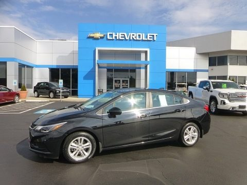 Mosaic Black Metallic 2016 Chevrolet Cruze LT Sedan