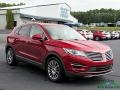 Lincoln MKC FWD Ruby Red Metallic photo #7