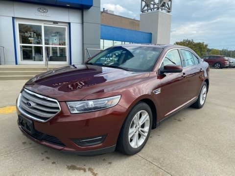 Bronze Fire Metallic 2015 Ford Taurus SEL