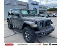 Jeep Wrangler Unlimited Rubicon 4x4 Sting-Gray photo #1