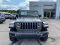 Jeep Wrangler Unlimited Rubicon 4x4 Sting-Gray photo #7