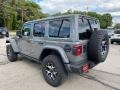 Jeep Wrangler Unlimited Rubicon 4x4 Sting-Gray photo #9