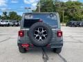 Jeep Wrangler Unlimited Rubicon 4x4 Sting-Gray photo #10