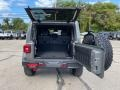 Jeep Wrangler Unlimited Rubicon 4x4 Sting-Gray photo #11