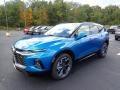 Chevrolet Blazer RS AWD Bright Blue Metallic photo #1