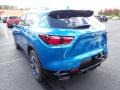 Chevrolet Blazer RS AWD Bright Blue Metallic photo #4