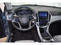 Cadillac SRX Luxury Glacier Blue Metallic photo #13