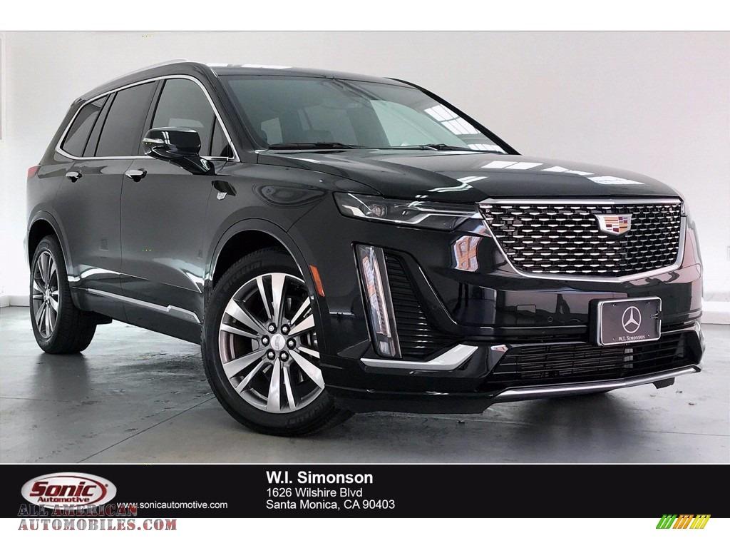2020 XT6 Premium Luxury - Stellar Black Metallic / Jet Black photo #1