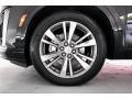 Cadillac XT6 Premium Luxury Stellar Black Metallic photo #8
