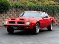 Pontiac Firebird Formula 350 Buccaneer Red photo #1