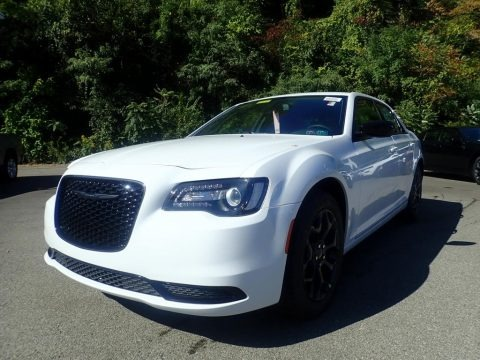 Bright White 2020 Chrysler 300 Touring AWD