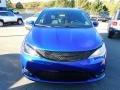 Chrysler Pacifica Launch Edition AWD Ocean Blue Metallic photo #2