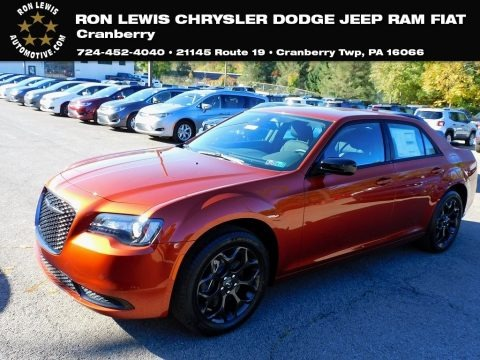 Canyon Sunset 2020 Chrysler 300 Touring AWD