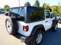 Jeep Wrangler Sport 4x4 Bright White photo #5